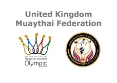 United Kingdom Muaythai Federation